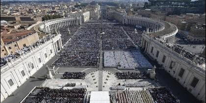 'La actitud de la Iglesia frente a los jóvenes ha de ser la actitud de la Iglesia frente al mundo'