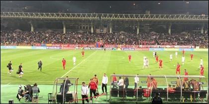 Selección de fútbol de Gibraltar