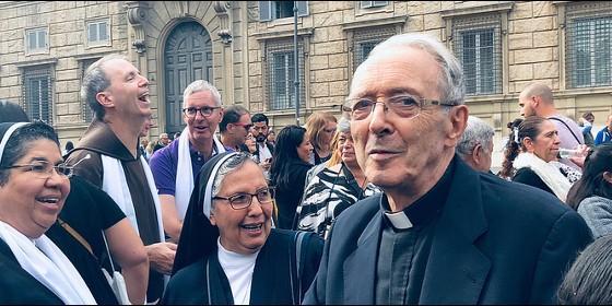 'Fue un ser humano, un cristiano y un arzobispo excelente', afirma el teólogo jesuita