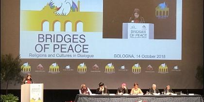 Mensaje al encuentro de Sant Egidio en Bolonia