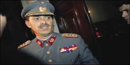 El militar chileno Miguel Krassnoff