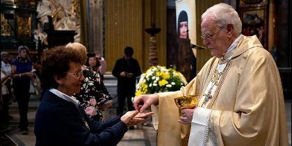 Misa de acción de gracias por la canonización de Madre Nazaria Ignacia