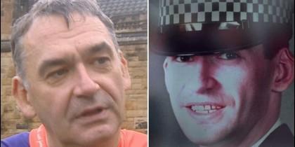 Oficial de policía Colin Dorrance