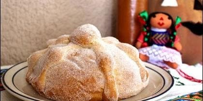 Pan de muerto, receta mexicana