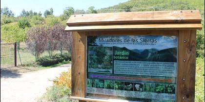 Ruta de senderismo en la Sierra