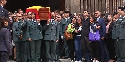 El funeral de José Manuel Arcos Sánchez