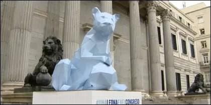 La leona del Congreso