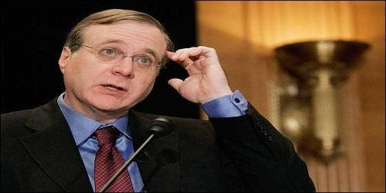 El fundador de Microsoft, Paul Allen