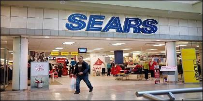 La empresa americana Sears se declaró en bancarrota
