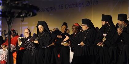 Lo anunció Osoro en la clausura de 'Puentes de Paz' en Bolonia