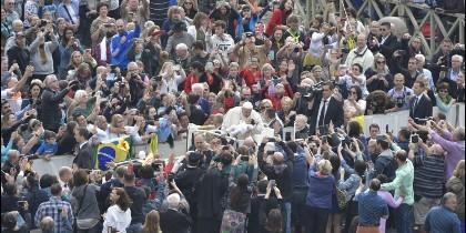 El Papa critica el insulto y el desprecio, 'una forma de acabar con la dignidad de la persona'