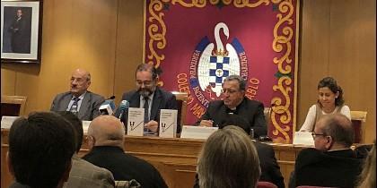 Presentación de 'Los retos del comunicador católico', de Rafael Ortega