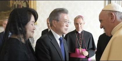 Burke confirma que el Papa ha sido invitado a Taiwán, pero matiza que 'la visita no está siendo estudiada'