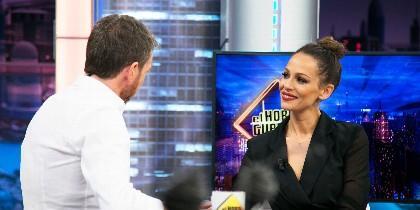 Eva González en 'El Hormiguero'