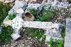 Profanación del cementerio de Beit Yamal