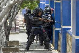 Ejecuciones en Nicaragua
