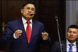 El ex juez de la Corte Suprema de Perú, César Hinostroza.