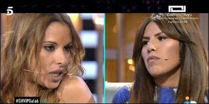 Techi y Chabelita Pantoja en 'GH VIP 6'