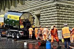 Camión cisterna