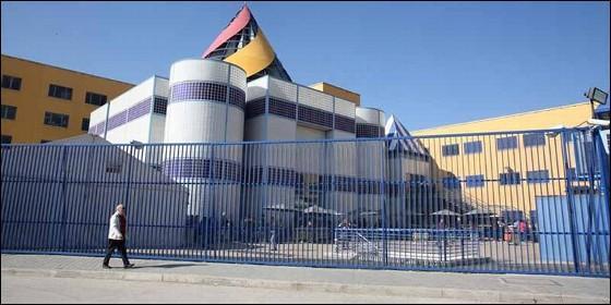 Inmigrantes: Centro de Internamiento de Extranjeros (CIE) de Aluche (Madrid).