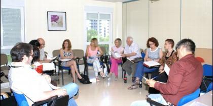 Curso en el Centro de Humanización de la Salud de los camilos