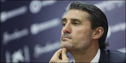 José Luis Pérez Caminero, director deportivo del Málaga.