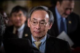 El físico estadounidense Steven Chu