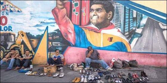 Miseria, pobreza y paro en la Venezuela Chavista.