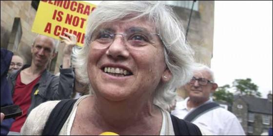 Clara Ponsatí.