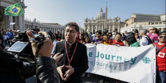 Lanzamiento hoy en Roma de la campaña 'Compartiendo el viaje'