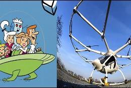 'Los Supersónicos' y Volocopter VC200