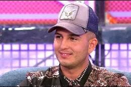 Omar Montes en 'Sábado Deluxe'  (Telecinco)