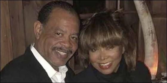 Tina Turner y su hijo Craig.