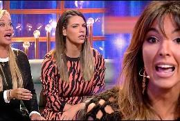 Belen Esteban Laura Matamoros  y Candela  (Telecinco)