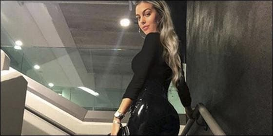 Georgina Rodríguez fascina con Cambio de Look