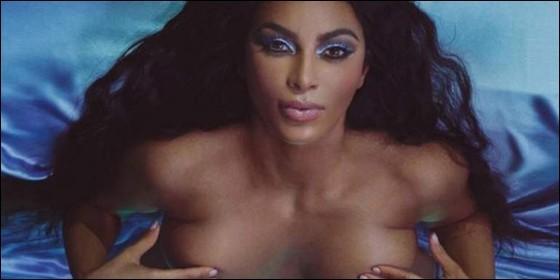 La bella Kim Kardashian.
