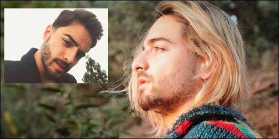 El cantante Maluma, antes y después.