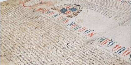 Un 'tesoro' del nuevo Archivo Diocesano de Ávila