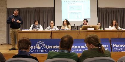 Jornadas de Formación de Manos Unidas en El Escorial