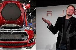 Tesla Model 3 y Elon Musk