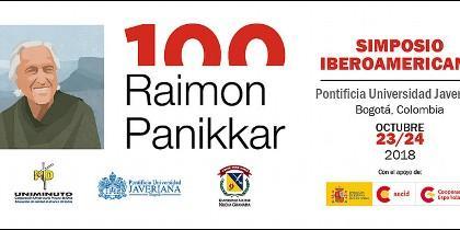 Prelanzamiento de 'La gota de agua de Panikkar', que publicará Herder