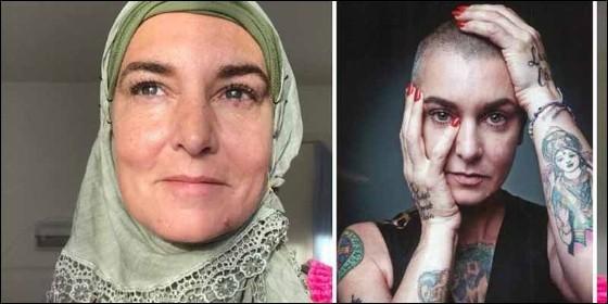 Sinead O'Connor se ha convertido al islam