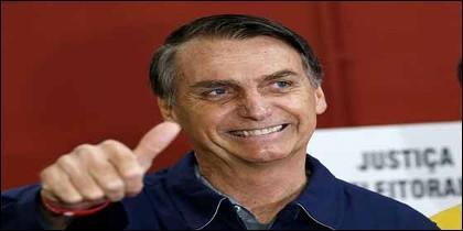 El nuevo presidente de Brasil: Jair Bolsonaro