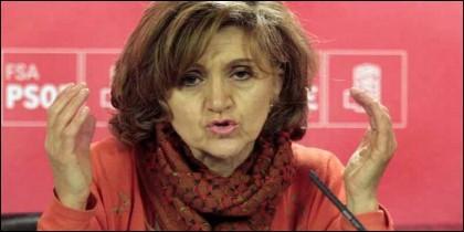 María Luisa Carcedo, ministra de Sanidad del Gobierno Sánchez (PSOE).