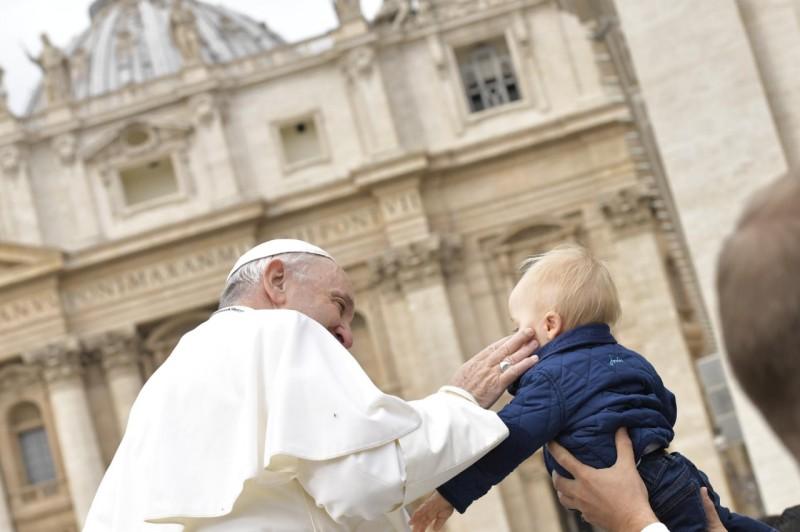 El cuerpo humano no es un instrumento de placer — Papa Francisco
