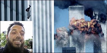 El terrorista islámico Mounir el-Motassadeq, cómplice en los atentados del 11S.
