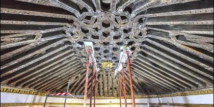 Una de las cumbres de la carpintería madrileña del siglo XV