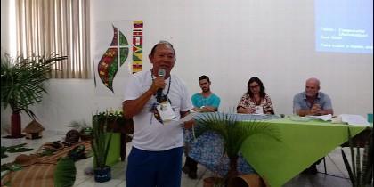 La diócesis es puerto de entrada de inmigrantes venezolanos en Brasil