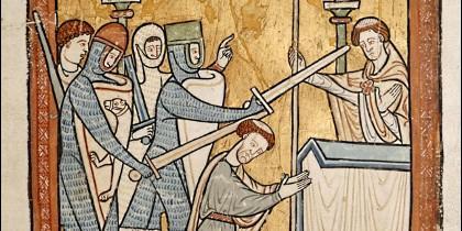 Martirio de Santo Thomas Becket