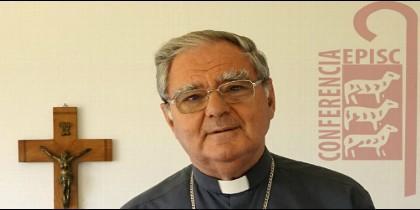El presidente de los obispos argentinos, monseñor Óscar Ojea
